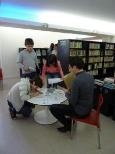 Alix, Paul-Adrien et Marie-Sarah, votants de 6°